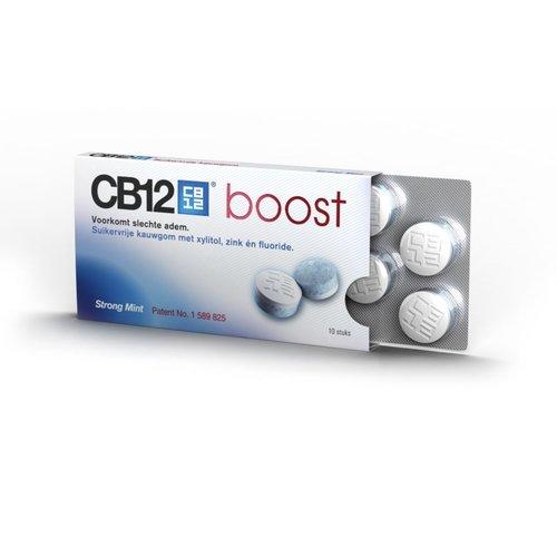 CB12 CB12 Boost Kauwgom | 10 stuks