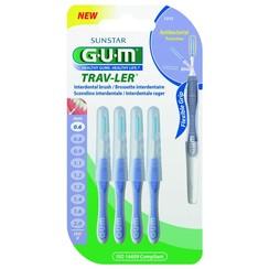 GUM Trav-Ler Ragers | 0.6