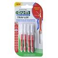 GUM GUM TRAV-LER  Ragers | 0.8 | Rood | 4 stuks
