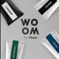 WOOM WOOM | WHITE+ Tandpasta -  75ml