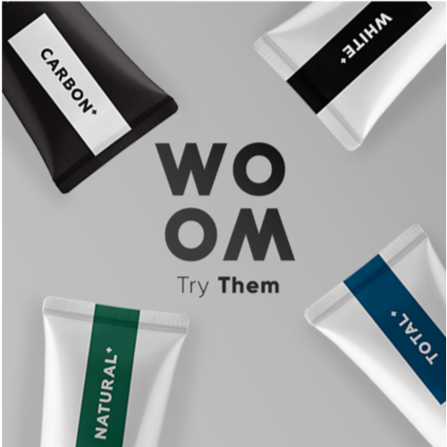 WOOM WOOM Total+ Tandpasta | 75ml