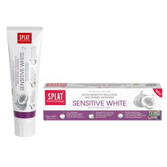 Splat Professional Sensitive White