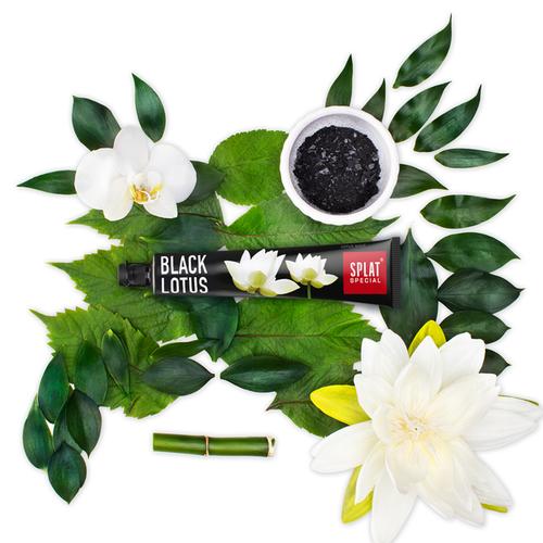 Splat Splat | Special Black Lotus Tandpasta - 75ml