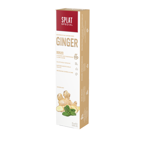 Splat Splat | Special Ginger Tandpasta - 75ml