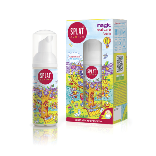 Splat Splat Junior | Magic Foam - 50ml