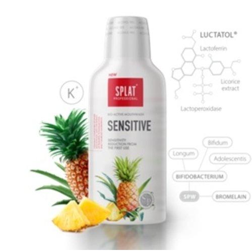 Splat Splat | Sensitive Mondwater - 275ml
