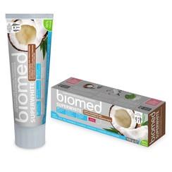 Biomed Superwhite Tandpasta