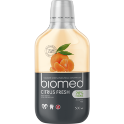 Biomed Citrus Fresh Mondwater