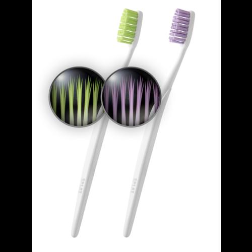Splat Splat Sensitive Tandenborstel | Medium | 1 stuk