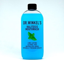 Dr. Winkel's Halitosis Mouthwash