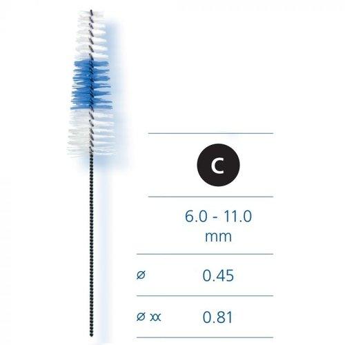 Lactona Lactona Easydent | Type C | 6 - 11  mm - 8 stuks