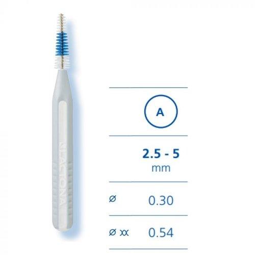 Lactona Lactona EasyGrip | Type A | 2.5 - 5 mm - 6 stuks
