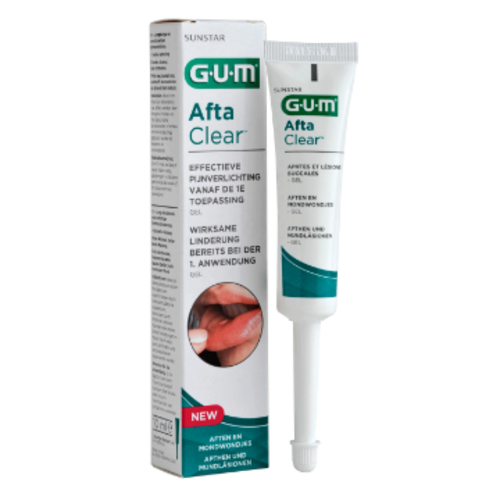 GUM GUM® AftaClear® Gel | 10ml