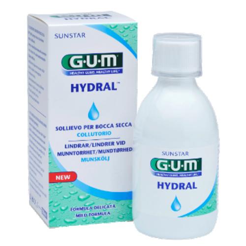 GUM GUM Hydral Mondspoelmiddel   300ml
