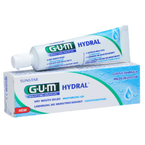 GUM GUM® Hydral® Bevochtiging Gel | 50ml