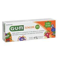 GUM® Junior Tandpasta 7+