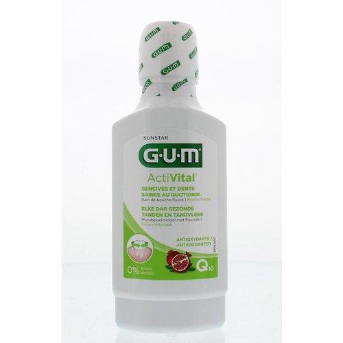 GUM GUM® ActiVital® Mondspoelmiddel | 300ml