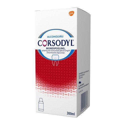 Corsodyl Corsodyl Mondspoeling | 300 ml