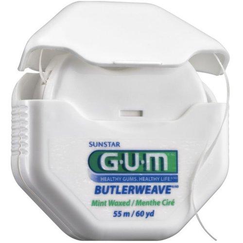 GUM GUM Butlerweave Floss | 55m