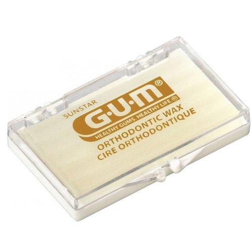 GUM GUM® Ortho Wax | 5 stuks