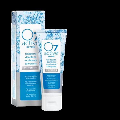 O7 O7 active® Whitening tandpasta | 75 ml