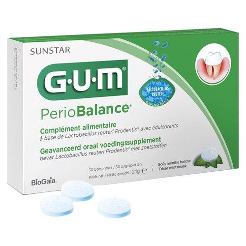 GUM GUM® PerioBalance® Tabletten | 30 stuks