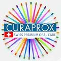 Curaprox Curaprox Fopspeenhouder | Oranje - 1 stuk