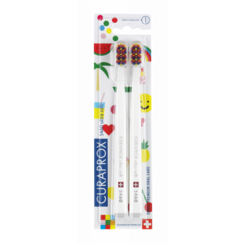 Curaprox Tandenborstel | Pop Art Edition | Ultra Soft | 5460
