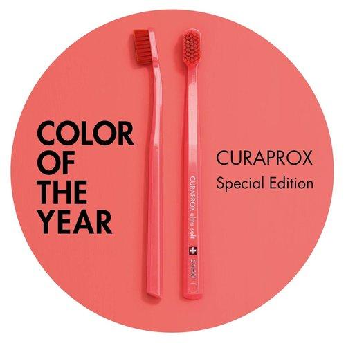 Curaprox Curaprox | Living Coral | Ultra Soft | 5460 | 2 Stuks