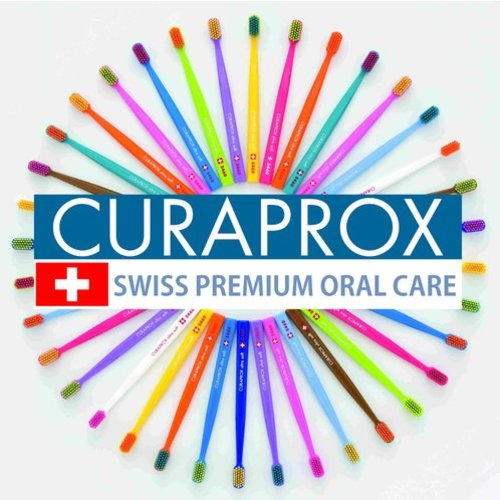 Curaprox Curaprox Tandenborstel   Retro Edition I   Ultra Soft   5460   2 Stuks