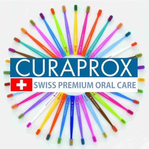 Curaprox Curaprox Tandenborstel | Love Edition 2020 | Ultra Soft | 5460 | 2 Stuks