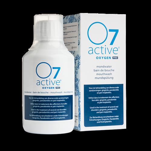O7 O7 active | Pro Mondspoelmiddel | 250ml