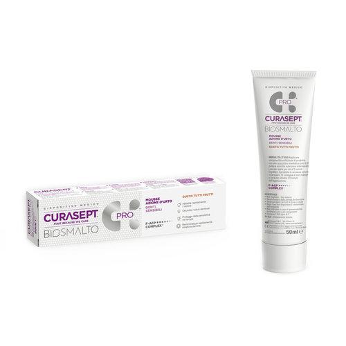 Curasept Curasept Biosmalto Mousse Sensitive | 50ml
