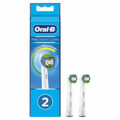 Oral-B Precision Clean Opzetborstels | 2 stuks