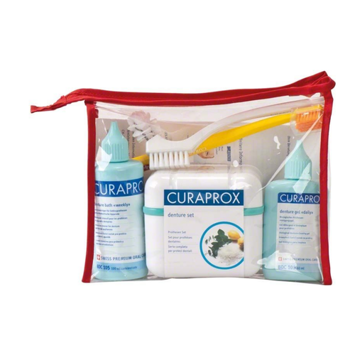 Curaprox Curaprox Prothese Verzorgingsset