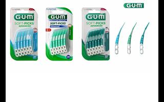 GUM Soft-Picks™ Advanced