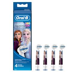 Oral-B Stages Opzetborstels | Frozen | 4 stuks