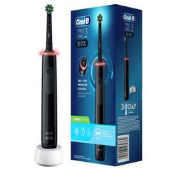 Oral-B Pro 3 3000 Elektrische Tandenborstel | Cross Action | Zwart