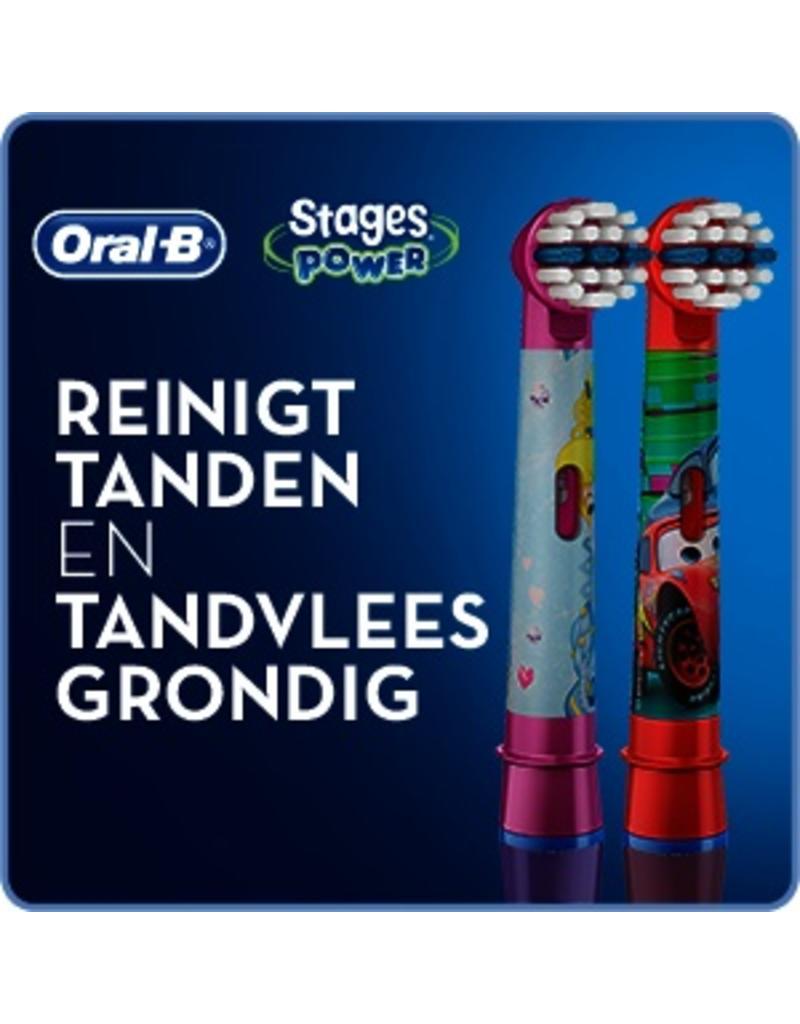 Oral-B Oral-B Stages Power | Princess | 2 stuks