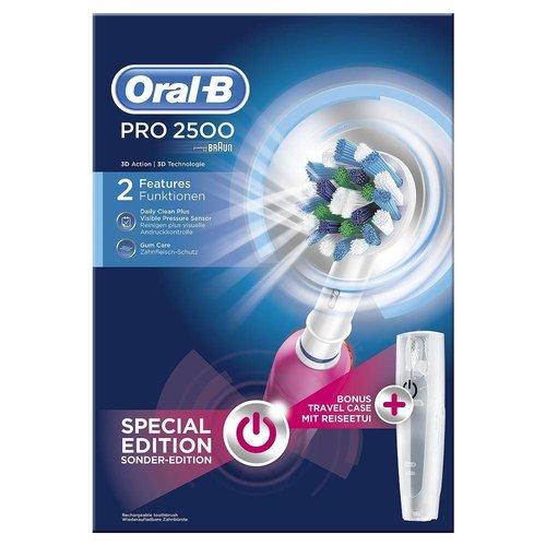 Oral-B Oral-B Pro 2500 Pink Edition