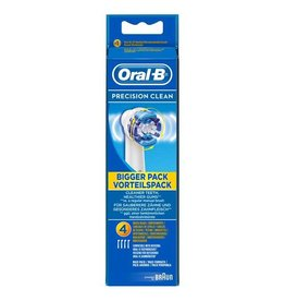 Oral-B Precision Clean | 4 Stuks