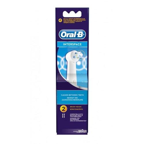 Oral-B Oral-B Interspace | 2 stuks
