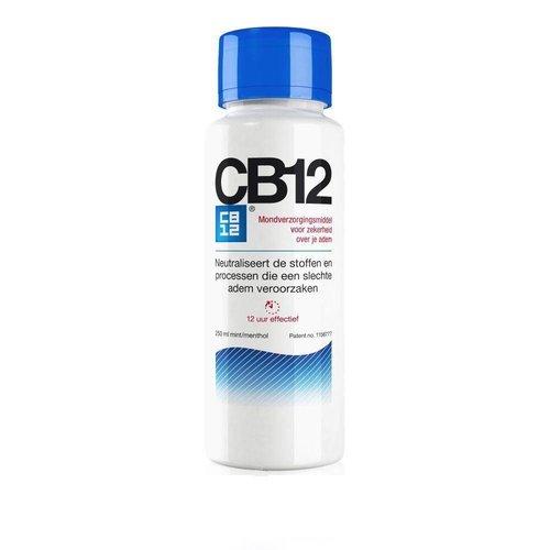 CB12 CB12 Mondspoeling Mint   250ml
