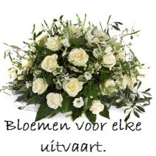 Afscheid met bloemen IJmuiden