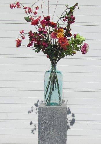 Abelia verhuur zijdebloemen Kleurrijk zijde boeket