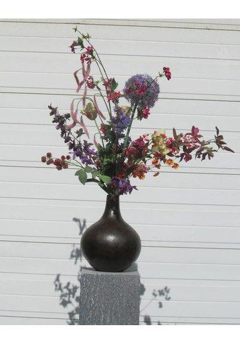 Abelia verhuur zijdebloemen Middel groot zijden boeket