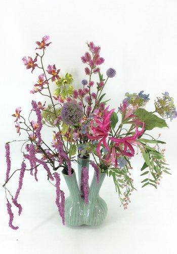 Abelia verhuur zijdebloemen Mogelijkheid van zijde verhuur