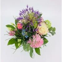 thumb-Liefelijk boeket bloemen-5