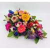 Abelia Meesterbinders Ovaal gestoken kleurrijk afscheidsbloemen