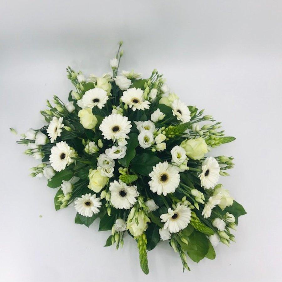 Bloemen voor uitvaart wit-2
